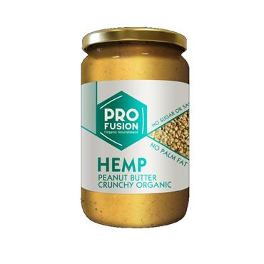 Profusion Organic Hemp Peanut Butter 350g