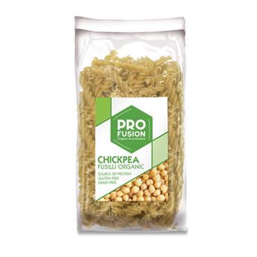 Profusion Organic Chickpea Fusilli - 300g