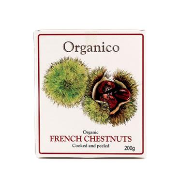 Organico Chestnuts 200g