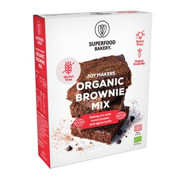 Superfood Bakery Joy Makers Brownie Mix 287g