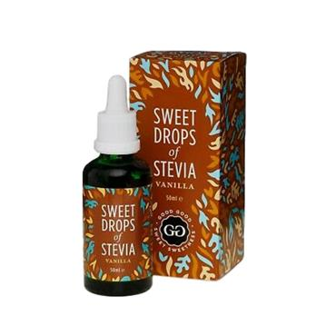 Good Good Stevia Drops Vanilla 50ml