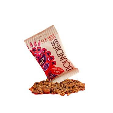 Orange, Ginger and Maple Nuts and Seeds 30g