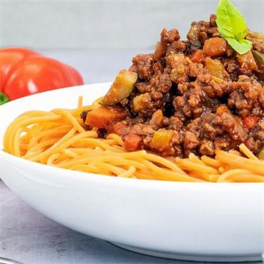 Profusion Organic Red lentil Spagetti 250g