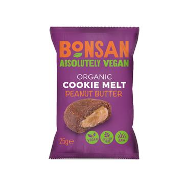 BONSAN Organic Peanut Butter Cookie Melt 25g