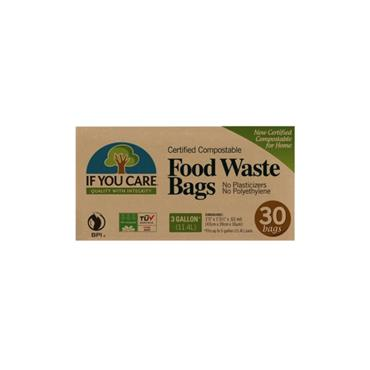 If You Care Waste Bags 11L 30s