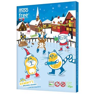 Moo Free Dairy Free Milk Advent Calendar 120g