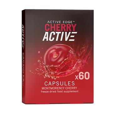 Cherry Active Capsules Capsules 60s