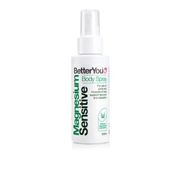 Better You Magnesium Sensitive Oil Spray 100ml
