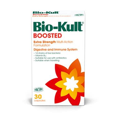 Biokult Boosted Extra Strength 30s