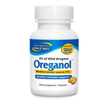 NAHS Oreganol Wild Oil of Oregano Gelcaps 60s