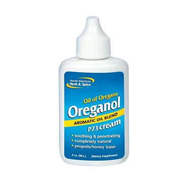 NAHS Oreganol Oil P73 Cream 56ml