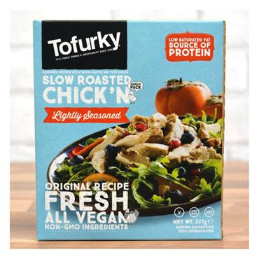 Tofurky Lightly Seasoned Slow Roasted Chick'n