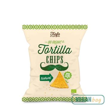Trafo Tortilla Chips Natural Flavour 75g