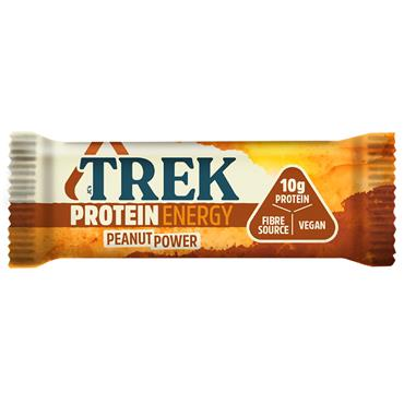 TREK Peanut Gluten Free Protein Bar 55g