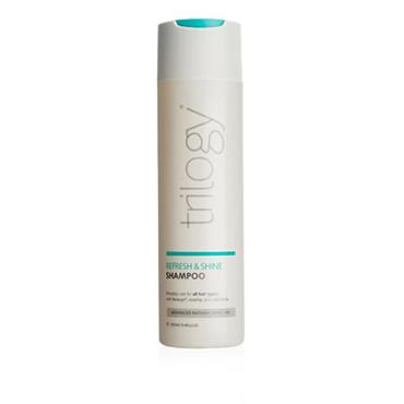 Trilogy Refresh & Shine Shampoo 250ml