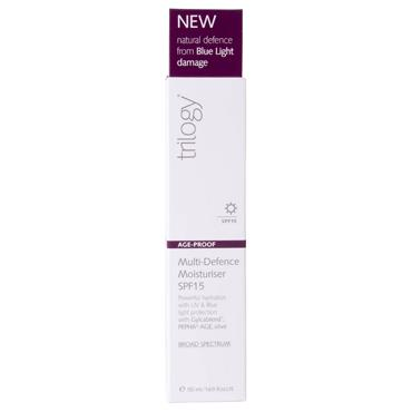 Trilogy Age Proof Multi-Defence SPF15 50ml