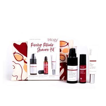 Trilogy Rosehip Rituals Skin Kit