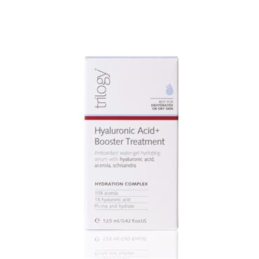 Trilogy Hyaluronic  Acid Booster Serum 12.5ml