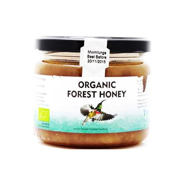 Tropical Forest Organic Forest Honey 340g