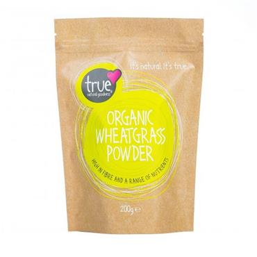 True Natural Goodness Wheatgrass Powder 200g
