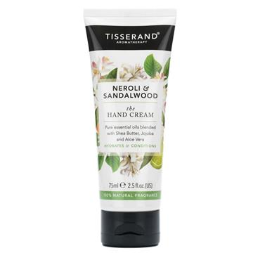 Tisserand Neroli & Sandalwood Hand Cream 75ml