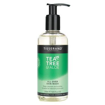 Tisserand Tea Tree Skin Wash 250ml