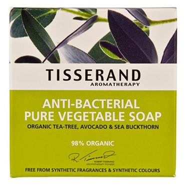 Tisserand Tea Tree & Avocado Soap 100g