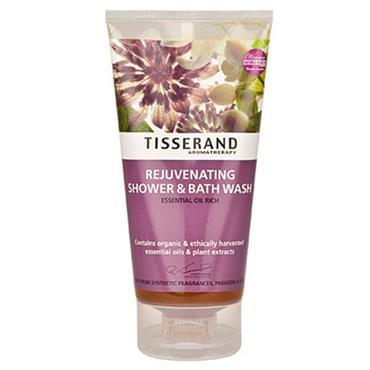 Tisserand Rejuvenating Shower Gel 175ml
