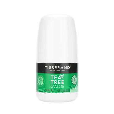 Tisserand Tea Tree Deodorant 50ml