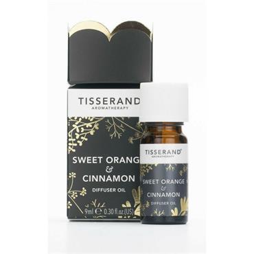 Tisserand Sweet Orange and Cinnamon Diffuser Oil
