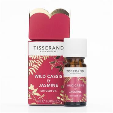 Tisserand Cassis & Jasmine Oil 9ml