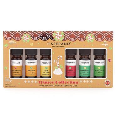 Tisserand Gingerbread Oils 6X9ml
