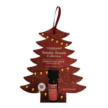 Tisserand Twinkle Xmas Spice Oil 9ml