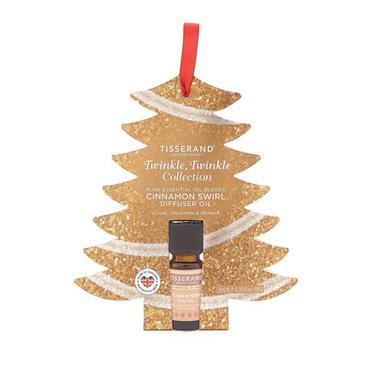 Tisserand Twinkle Cinnamon Essential Oil 9ml