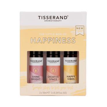 Tisserand Happiness Roller Ball Set 3x10ml