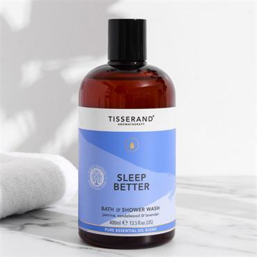 Tisserand Sleep Better Shower Wash 400ml