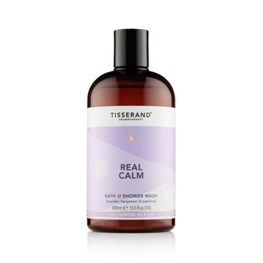 Tisserand Real Calm Shower Wash 400ml