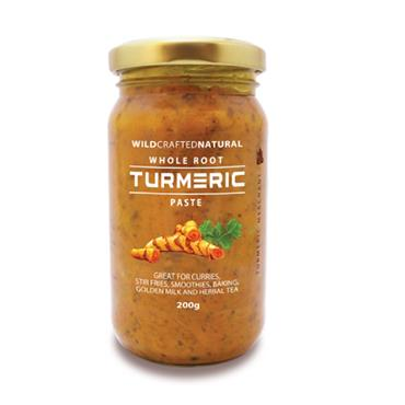 Turmeric Merchant Whole Root Turmeric Paste 200g