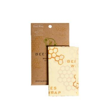 Beeswax Reusable Food Wrap 3PK L (33x35cm each)