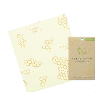 Bees Wrap Reusable Food Wrap Medium 1PK 25x27.5cm