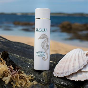 Seavite Nutrient Revitalising Bath & Shower gel 250ml