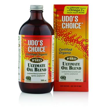 Udo's Choice Ultimate Oil Blend - 500ml