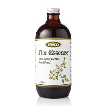 Flora Flor Essence Herbal Tea Liquid Blend 500ml