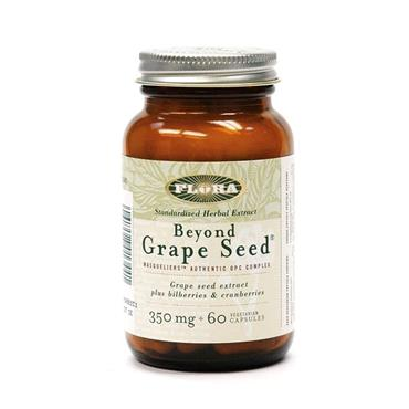 Flora Beyond Grapeseed 60 Capsules