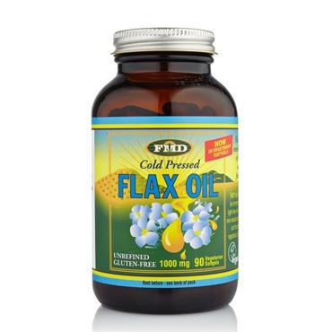 Flora Flax Oil 90 Capsules