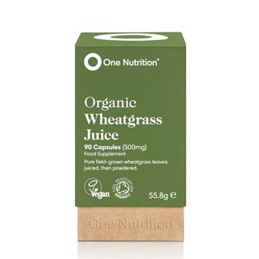 One Nutrition Organic Wheatgrass 90s