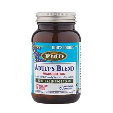 Udo's Choice Adult's Blend Microbiotic 60 capsules