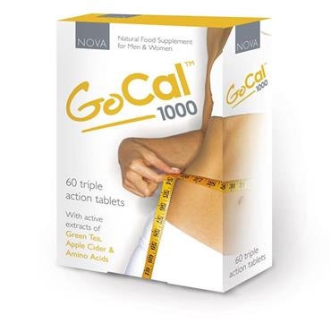 Nova GoCal 1000  60 Tablets