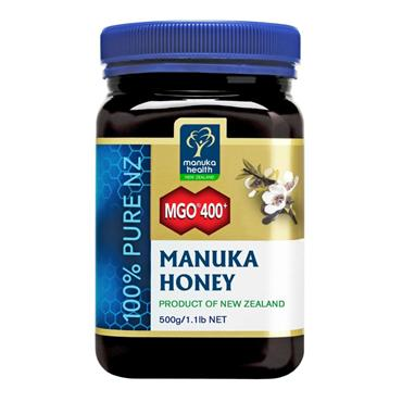 Manuka Health, Manuka Honey MGO 400 20+ 500g