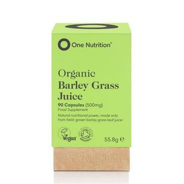 One Nutrition Organic Barley Grass 90s